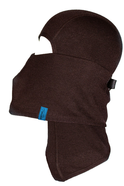 Anti-Fog 100% Merino Wool Magnetic Balaclava - Heavyweight Expedition Series