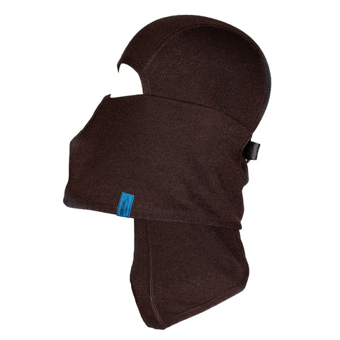 Anti-Fog Merino Wool Blend Magnetic Balaclava - Midweight Adventure Series