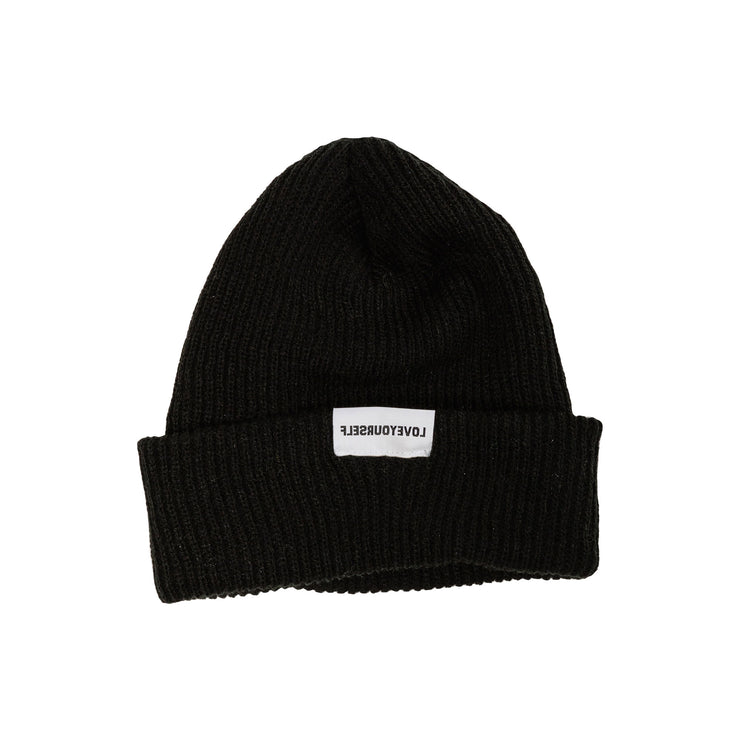 LY Core Collection Beanie (Black)