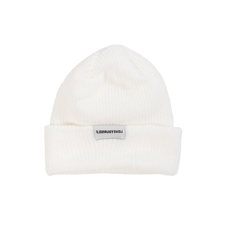 LY Core Collection Beanie (White)