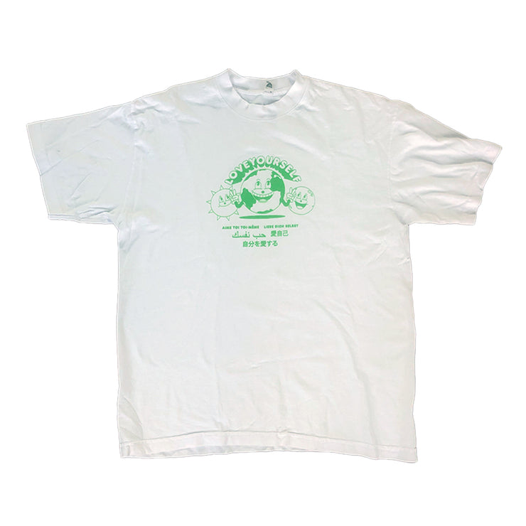 Green Global Love T-Shirt
