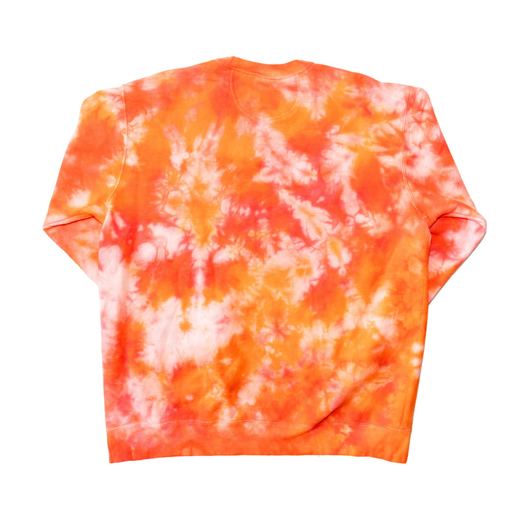 Peaches & Cream Crewneck (Smell The Flowers)