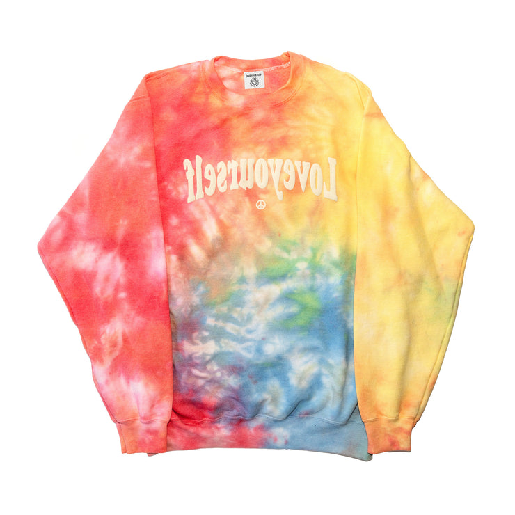 For The Love Crewneck (Smell The Flowers)