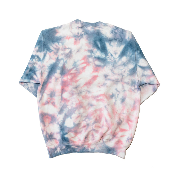 Pink Skies Crewneck (Smell The Flowers)