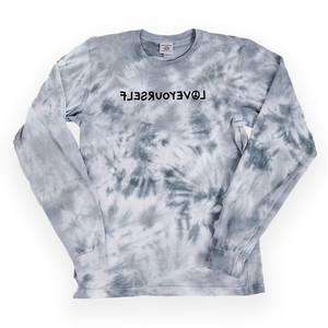 More 2 Life Long Sleeve (Marble Tie-Dye)