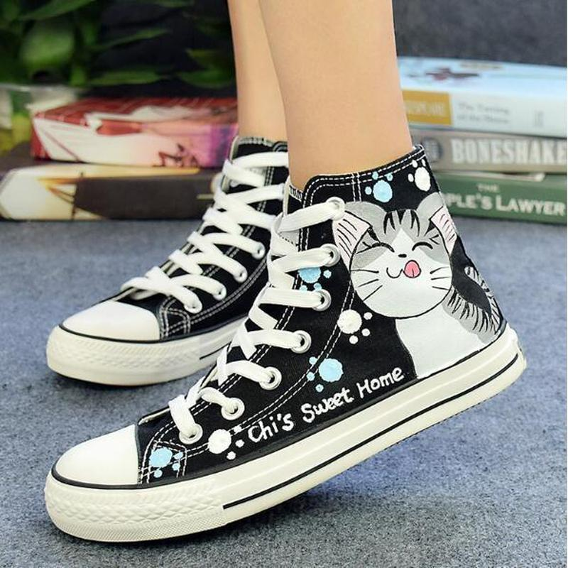 Chaussure Chat Converse
