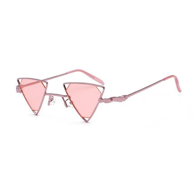 Lunette Triangulaire Chat