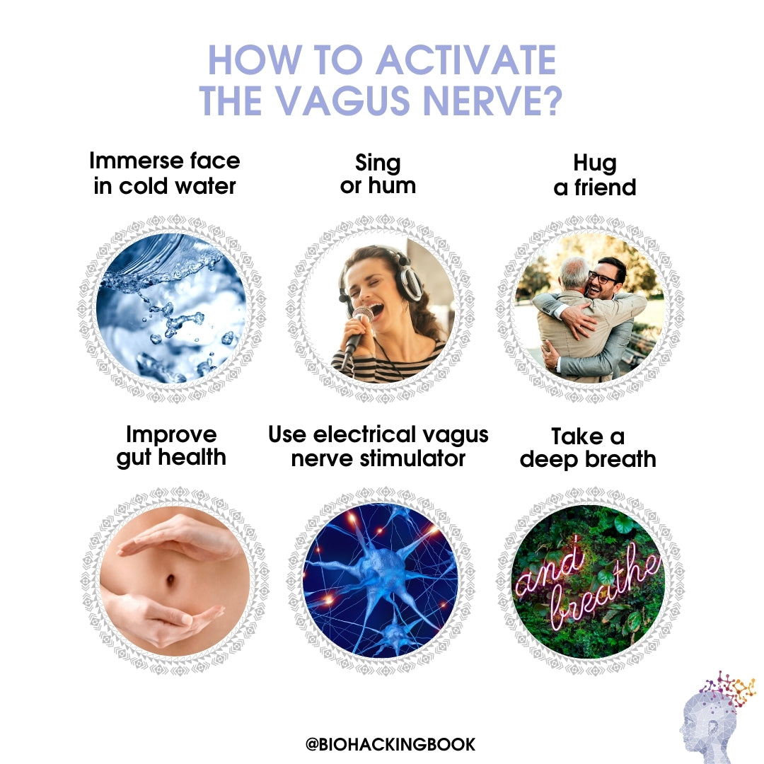 How to Activate the Vagus Nerve to Reduce Stress