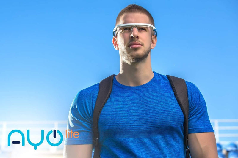 AYOlite light therapy glasses (pre-order)