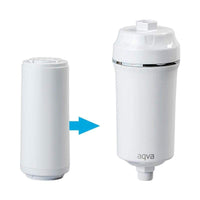 AQVA Shower Water Filter - Replacement filter