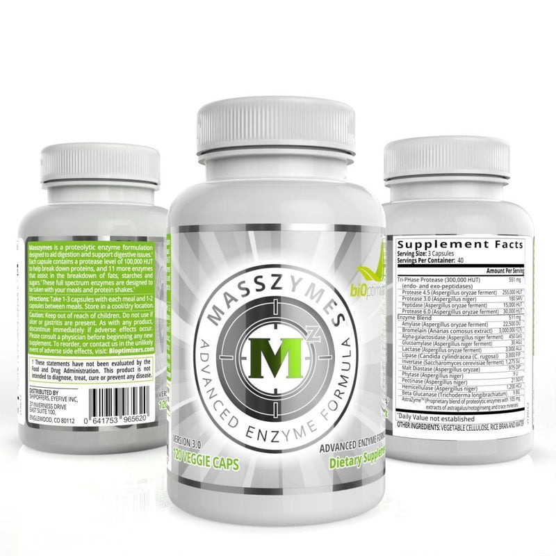 MassZymes - Biohacker Center Store