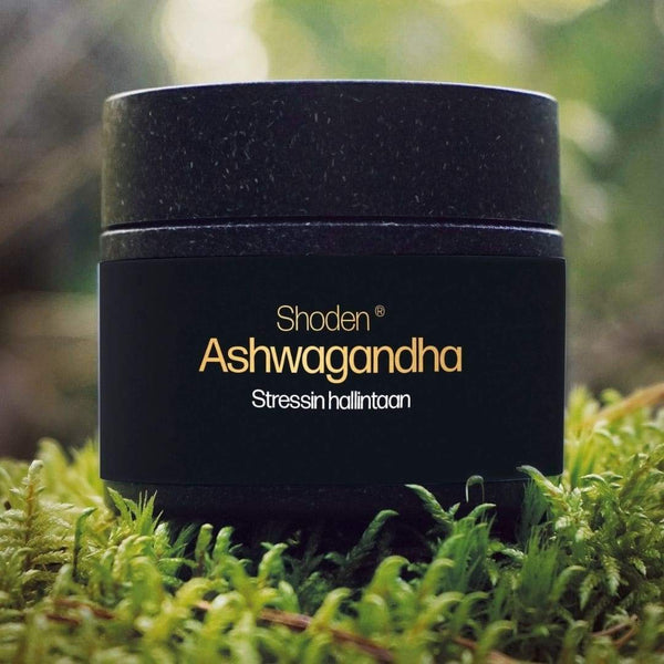 Ashwagandha Shoden (60 caps.) - Biohacker Center Store