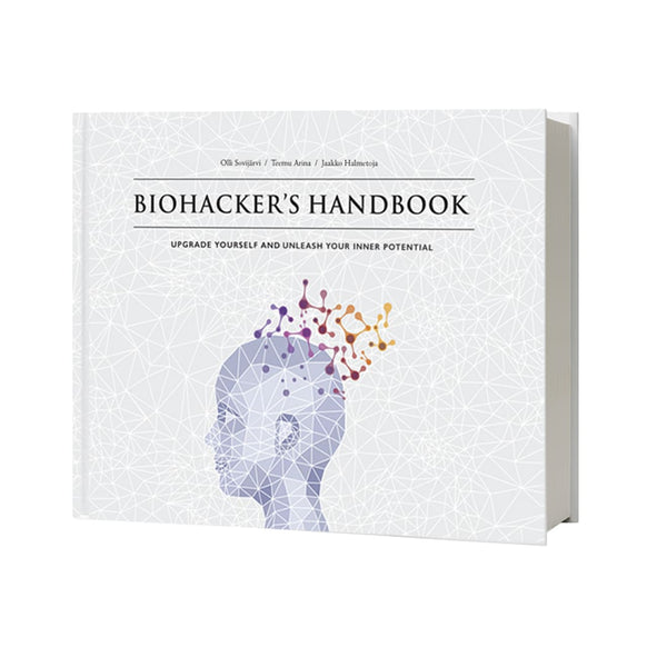 Biohacker's Handbook (e-book) - Biohacker Center Store