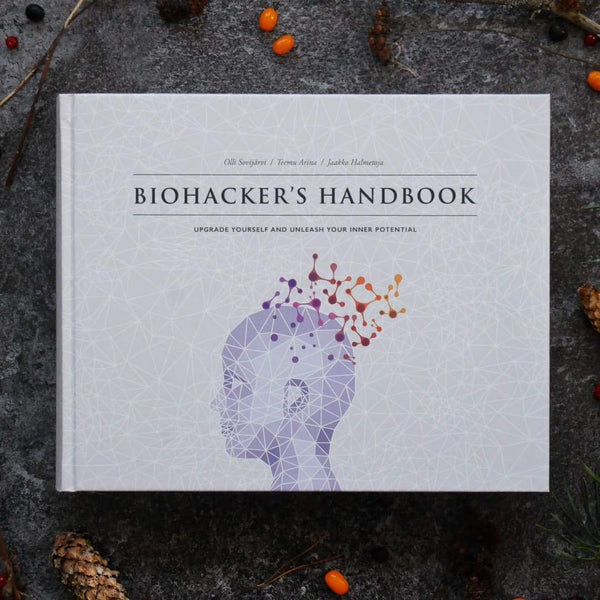 Biohacker's Handbook (hardcover) - Biohacker Center Store