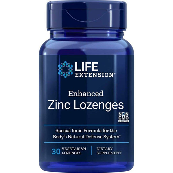 Enhanced Zinc Lozenges - Biohacker Center Store