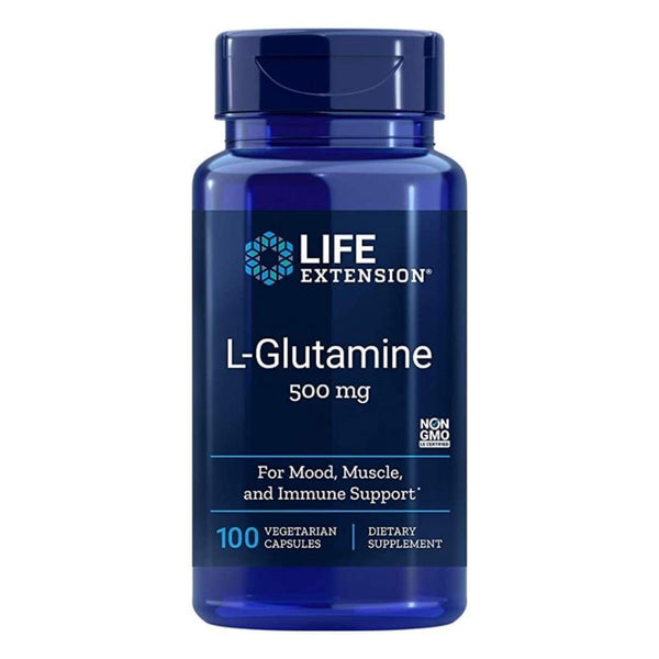 L-Glutamine - Biohacker Center Store