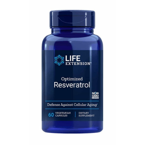 Optimized Resveratrol - Biohacker Center Store