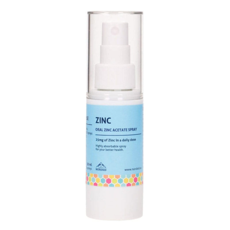Zinc Spray - Biohacker Center Store