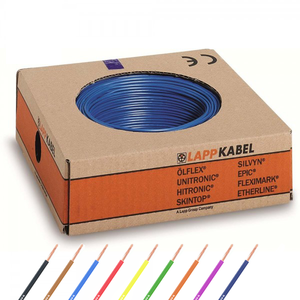 0,75 mm² LappKabel Flexible Litze | H05V-K | 100m (0,1€/m)