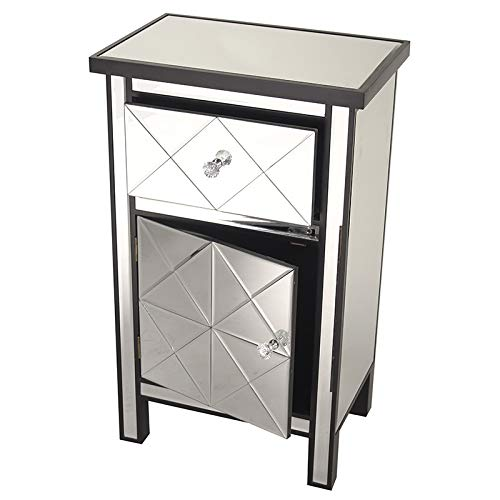 accent-cabinet-glass-black-drawer-door