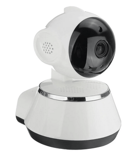 SmartSafeX High Resolution Wireless Home Security Camera and Baby Monitor with Multi-View Platform