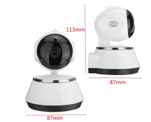 Load image into Gallery viewer, SmartSafeX High Resolution Wireless Home Security Camera and Baby Monitor with Multi-View Platform