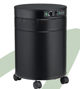 AirPura® Deluxe Air Purifier for Heavy Tobacco, Cigar and Marijuana Smoke and Harmful Chemicals in Homes, Restaurants, Bars with Tar Barrier and 3 Inch Deep Heavy Duty Carbon Filter and HEPA Barrier, 2000 sq ft (T600-DLX)