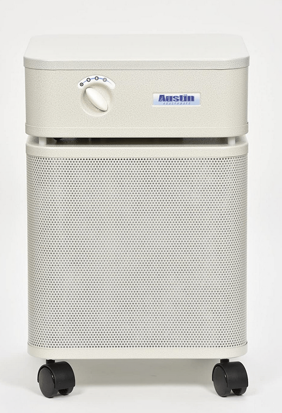 Austin Air Healthmate® Air Purifier for Viruses, Smoke, Chemicals, Gases, Allergies with Medical Grade HEPA filter and Activated Carbon filter,1500 Sq Ft, (B400)