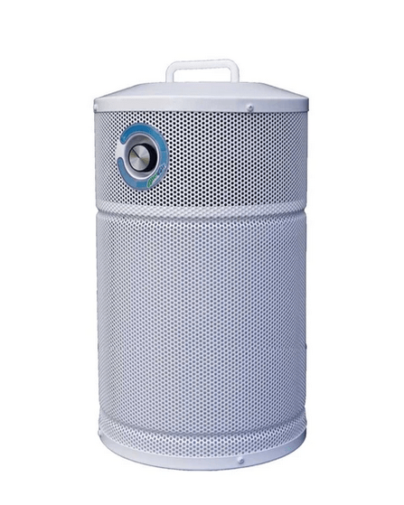 AllerAir® AirMed 1 Supreme Air Purifier for Germs, Pet Hair, Chemicals, Odors, Allergies with Medical Grade HEPA Filter and Carbon filter, Small Spaces, approx 250 sq. ft