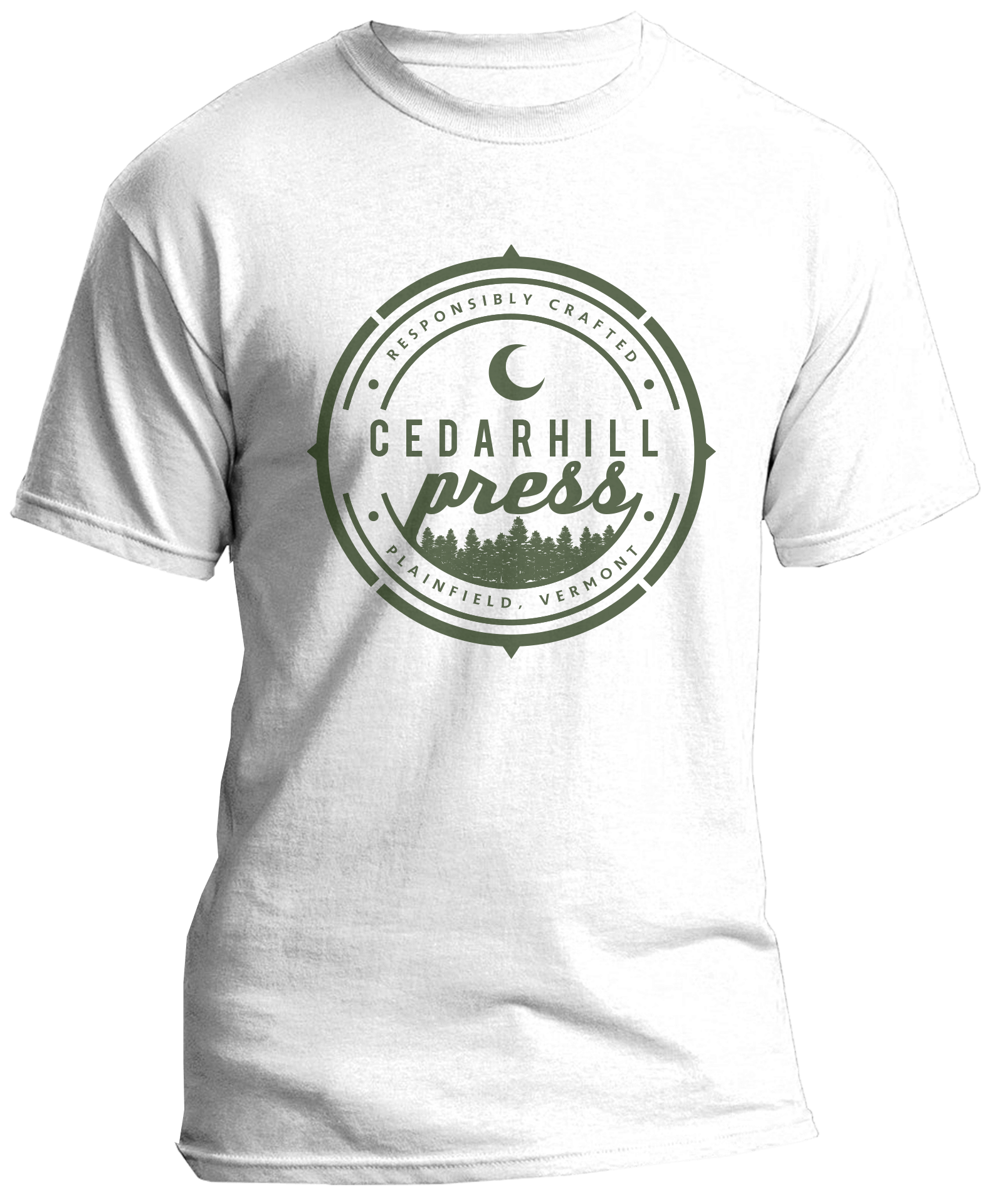 Cedar Hill Press Logo T-Shirt