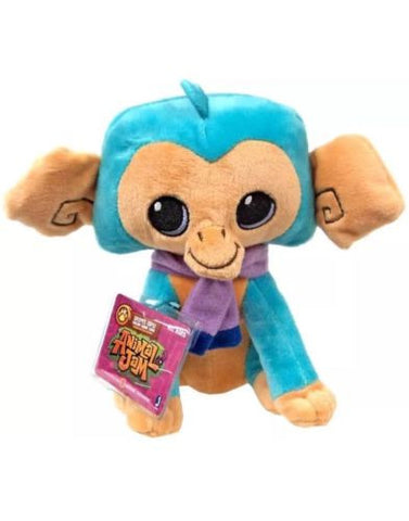2016 Animal Jam Turquoise Monkey 6