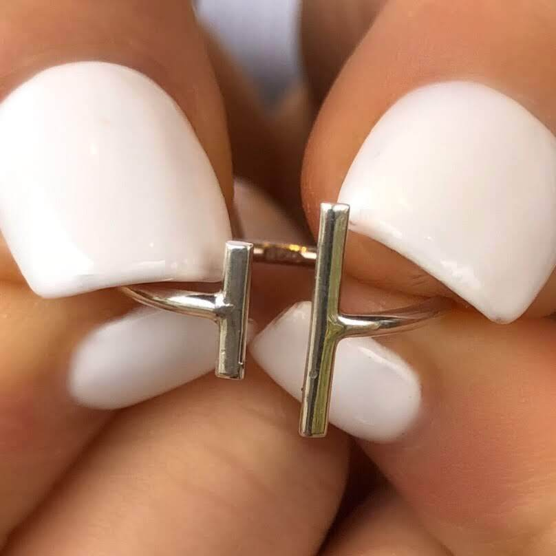 Parallel Lines Ring - Kokua Collective