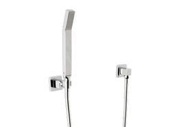 F907-27 - Milan Flexible Hose Shower Kit with Separate Water Outlet