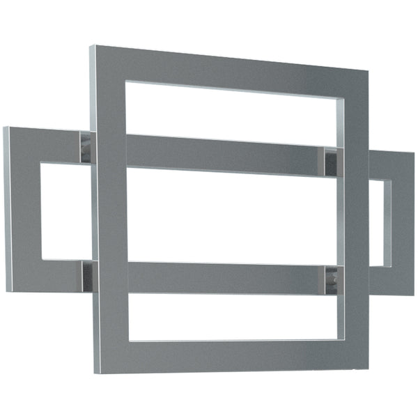 "C06090W - Cadiz Towel Warmer 23.5"" x 35.5"" Hardwired"