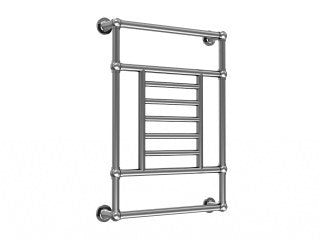 "T-SOLP -Solent Wall Mount Towel Warmer 34"" x 26"" Plug-In"