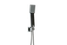 F703-6 - Flexible Hose Shower Kit with Integrated Water Outlet and Handshower Holder