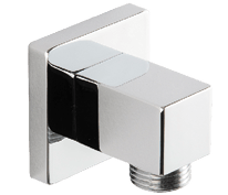 F902-39 - Shower Outlet Elbow, Square