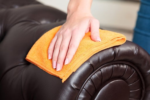 Cleaning Leather Upholstery