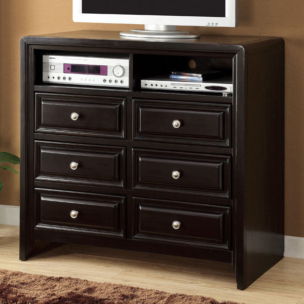 Winsor Elegant Style Espresso 40-inch Media Chest