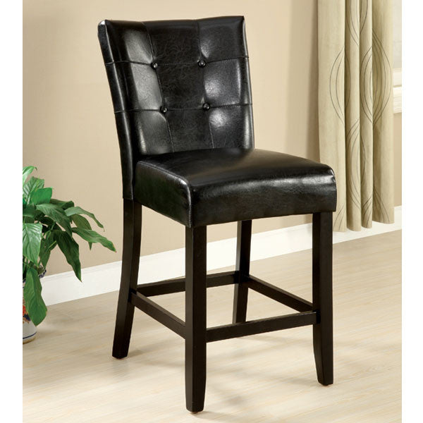 Marion Dark Espresso Finish Counter Height Chair