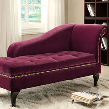 Lakeport Contemporary Storage Chaise