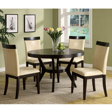 Downtown 5-Piece Espresso Dining Set