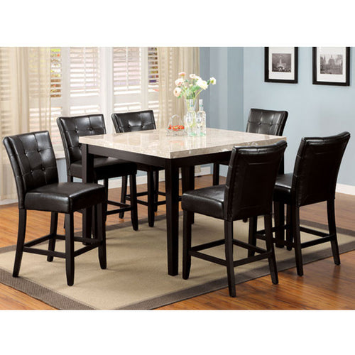 Marion Contemporary Counter Height Dining Set