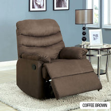 Plesant Valley Plush Microfiber Recliner