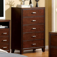 Enrico Contemporary 5-Drawer Bedroom Chest