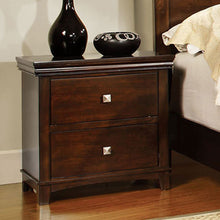 Dunhill Transitional 2-Drawer Bedroom Nightstand