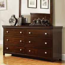 Dunhill Transitional Brown Cherry 6-Piece Bedroom Set