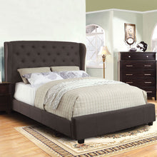 Barrett Contemporary Charcoal Gray Bed