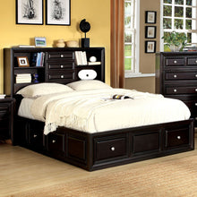 Yorkville Transitional Style Espresso Finish 6-Piece Bedroom Set