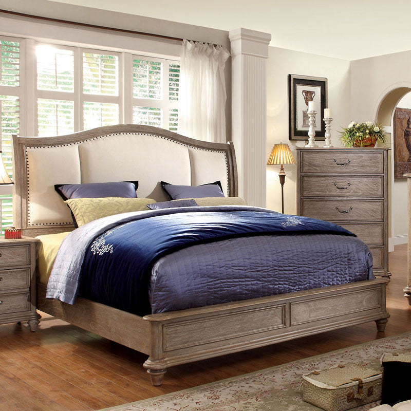 Norco II Transitional Weathered Oak Bed